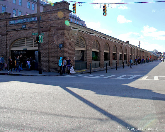 CHARLESTON CITY MARKET; A National Historic Landmark