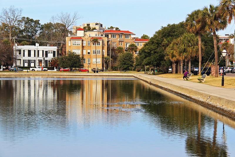 Colonial Lake