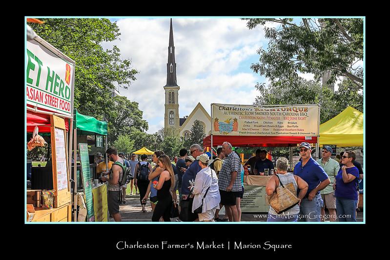 CHARLESTON FARMER'S MARKET