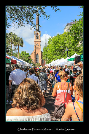 CHARLESTON FARMER'S MARKET