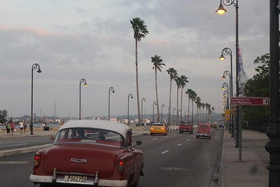 The Malecón, Havannah