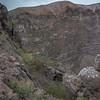009 - Looking into crater of Mt Vesuvius