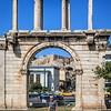 031 - Hadrian's Gate - Athens