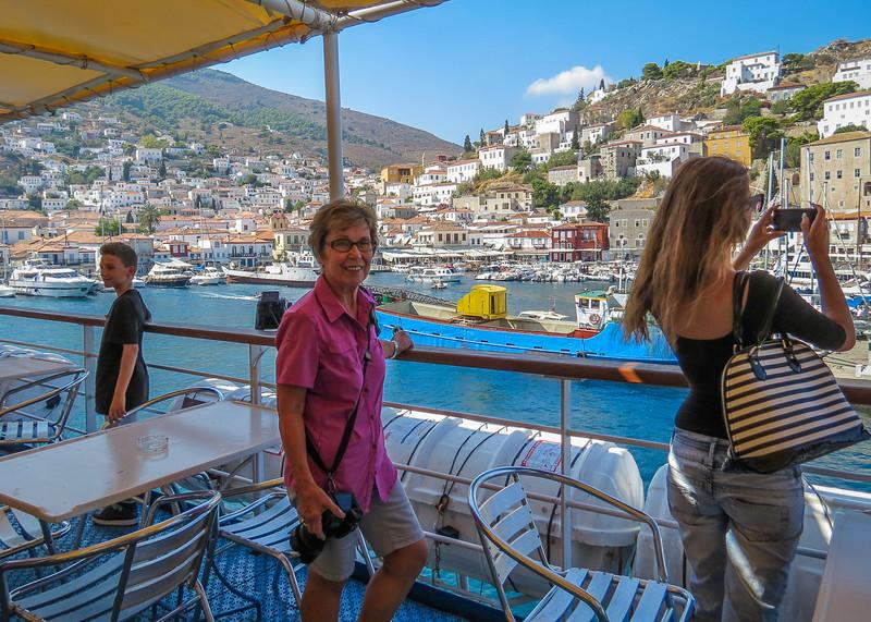 046 - Cruise to  Argo-Saronic Islands on Aegean - Is Ydra