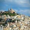 092 - Syros - with old church
