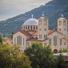 075 - Beautiful Greek Orthodox Church - north of Delphi