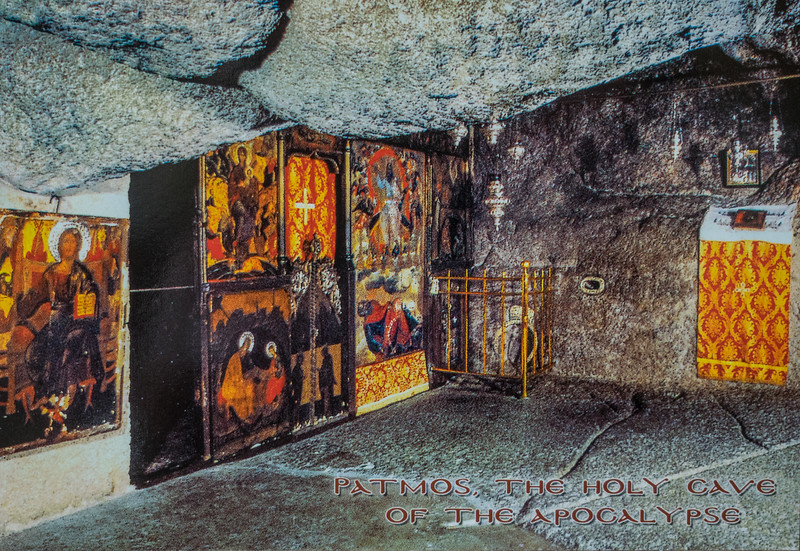 137 - The cave where John dictated Book of Revelation