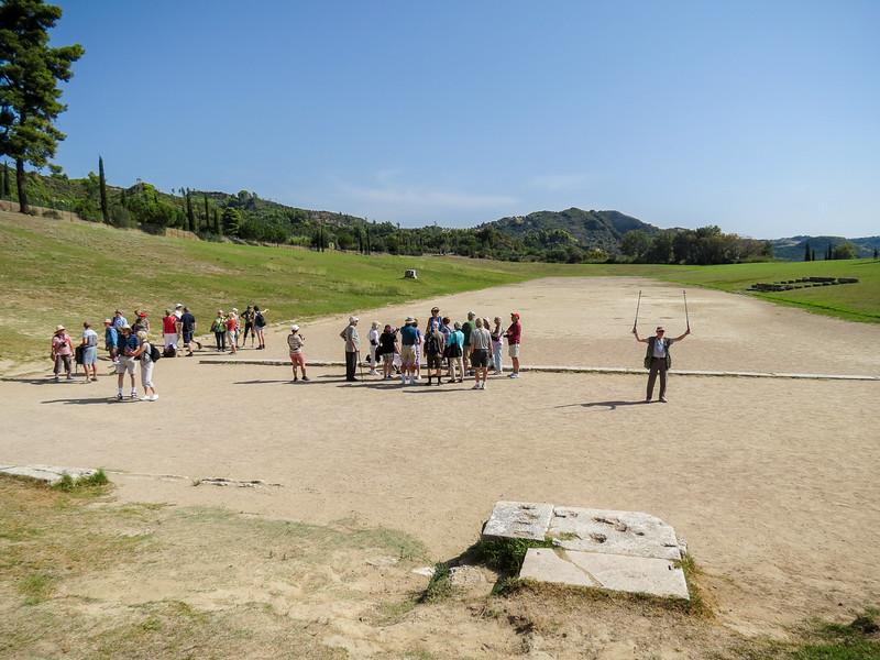 063 - The ancient  stadium area