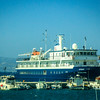 110 - Artemis docked in Naxos