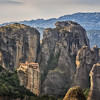 085 - Another of the Monasteries of  Meteora, Greece