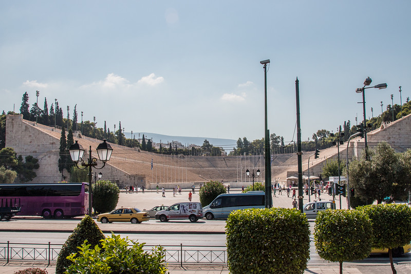 026 - Panathenaic Stadium in Athens
