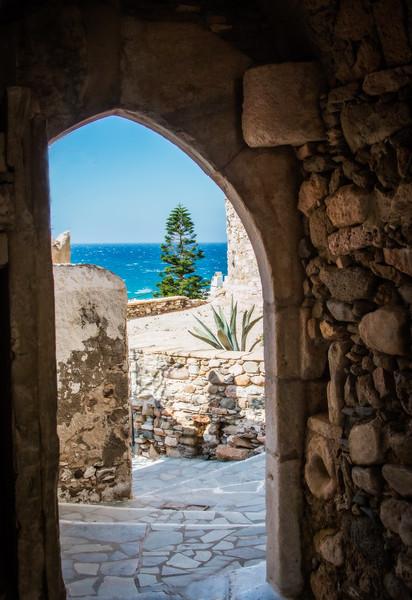 118 - Thru the Arch - Naxos