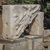 142 - Ephesus - engraved marble - part of memorial to Memmius