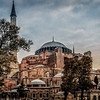 169 - Haghia Sophia - once the largest building in world