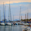 051 - Harbor on Island of Aigina , 1st capital Greece