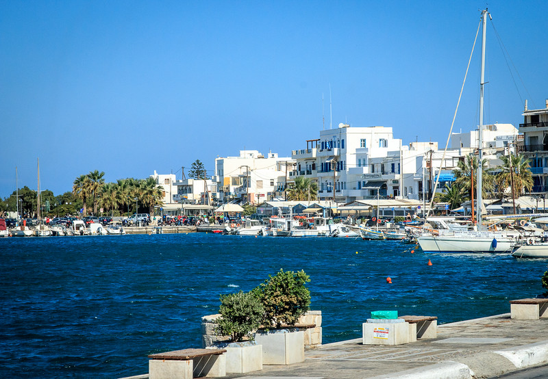 109 - Naxos Harbor