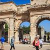 153 -  Gate of Mazaeus and Mithridates to Tetragonos Agora