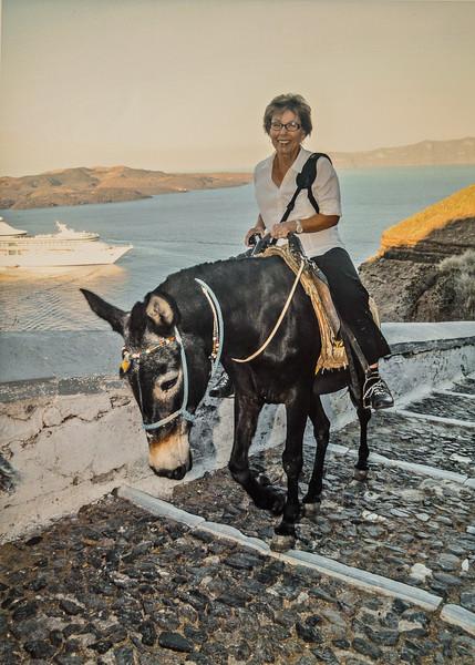099 - Dorothy on Donkey