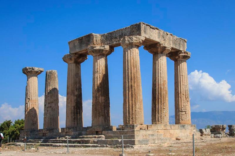 039 - Temple of Apollo at Corinth