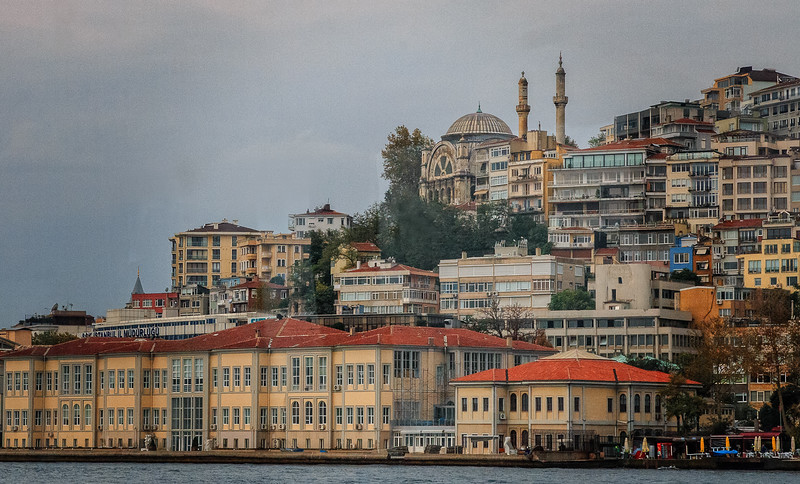 164 - Istanbul from the Bosphorus