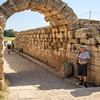 061 - Entry to the ancient Olympic Stadium