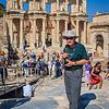 152 - Ephesus - Library - Celsus Polemeanus buried underneath