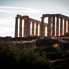 044 - Temple  of Poseidon at Sounion Cape