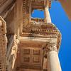 154 - Ephesus Library - Architectural decoration of facade