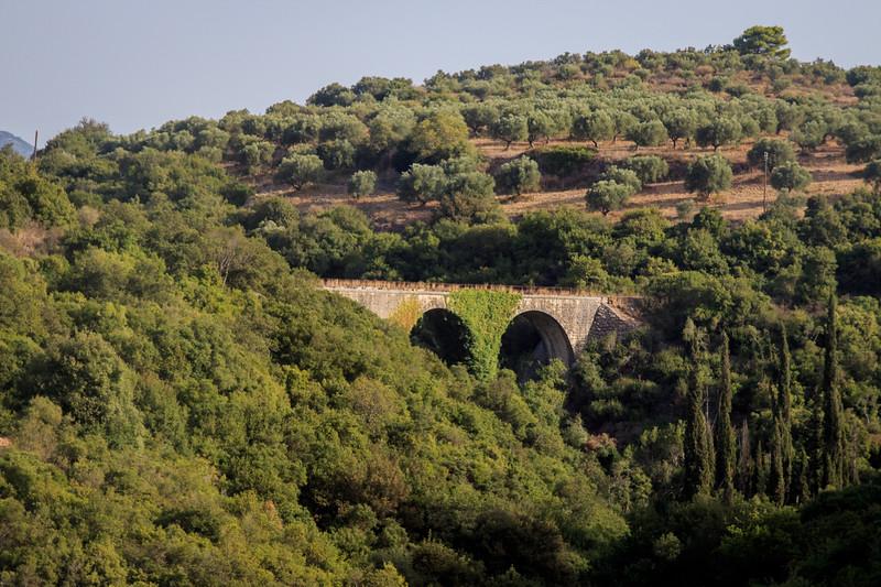 057 - Ancient Bridge along highway