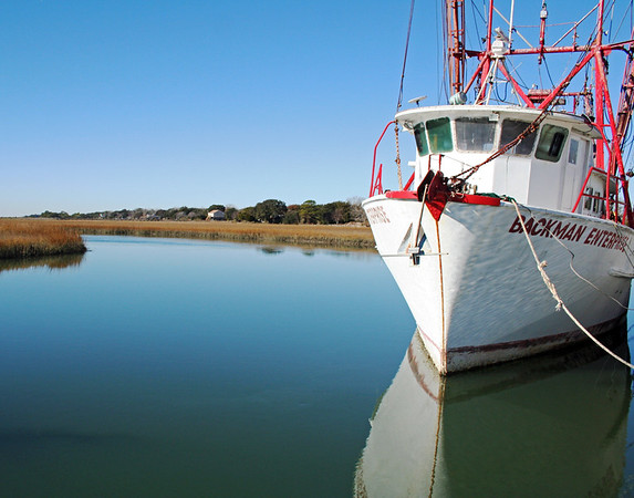 FOLLY RIVER SHRIMP TRAWLER