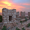 Greece. Nafplio — View of Acronafplia fortress / Греция. Нафплион — крепость Акронафплия