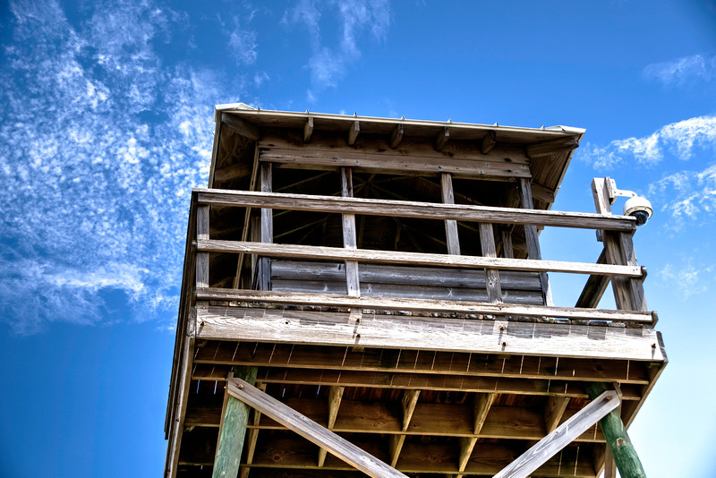 Lookout Tower for shipwrecks