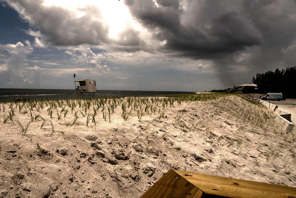 Bathtub Beach Renovation project.