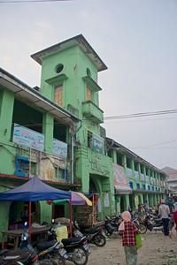 The New Municipal Market  - Sittwe
