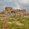 India. Gingee Fort / Индия. Форт Джинджи