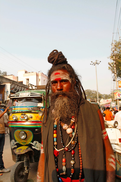 Sadhu, Haridwar / Садху, Харидвар