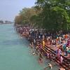 Kumbhamela - Sacred Bath in Ganga - Haridwar, India / Кумбхамела - священное омовение в Ганге - Харидвар, Индия