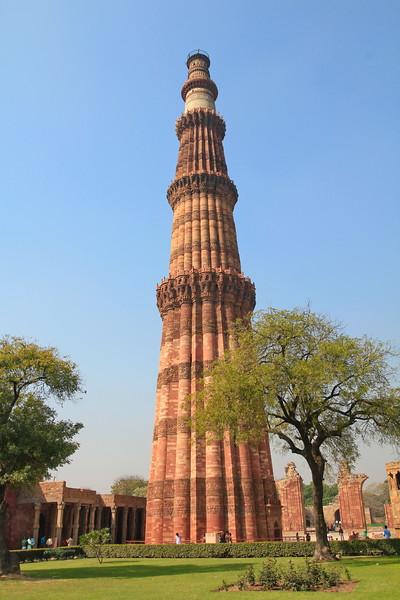 Qutb-Minar, Delhi / Кутб-Минар, Дели