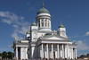 Helsinki Cathedral ( the Lutheran one, as opposed to the Orthodox Uspenski), overlooking Senate Square.
