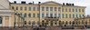 The Finnish Presidential Palace