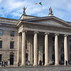 my route to the Abbey passed the GPO, headquarters of the Easter 1916 rebels