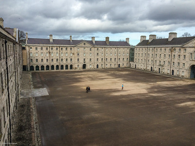 Collins Barracks, Dublin, now home to the National Museum - Decorative Arts and History