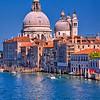 Gondolier in Venice, Italy.