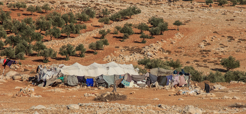 153 - Another Bedouin camp