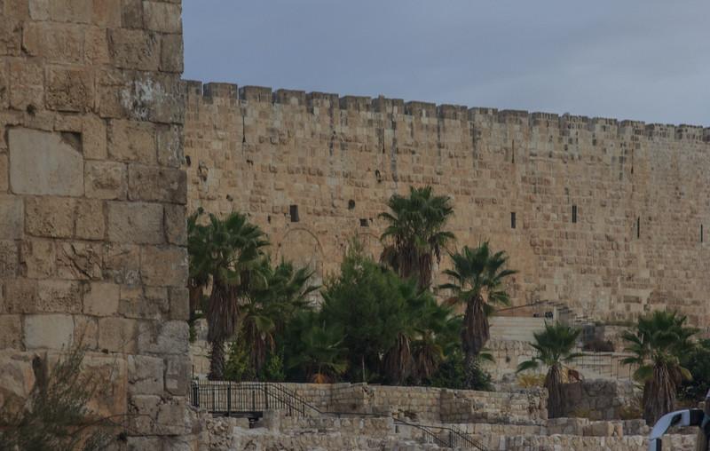 097 - more walls of Jerusalem