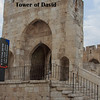 101 - Jerusalem  Tower of David