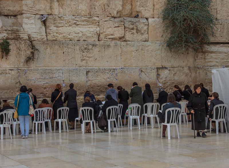 103 - Western Wall - women's Side