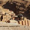 149 - Monastery in Judean  Hills - Ein Saba
