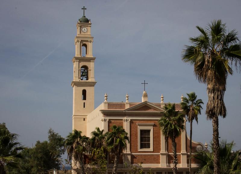 009 - Church in Old Jaffa