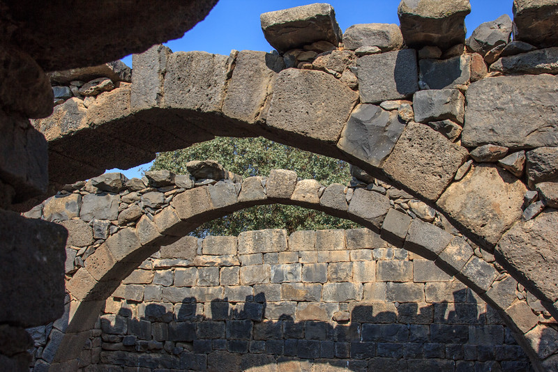 147 - Remains of Roman buildings at Gamla Nature Reserve